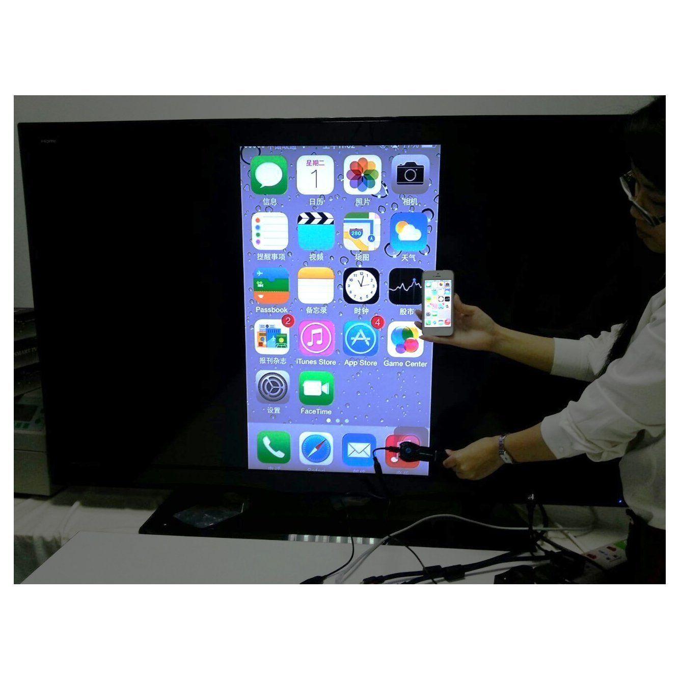 Dax-Hub Ezcast Wifi HDMI AirPlay Display Miracast … | Dax-Hub Ezcast