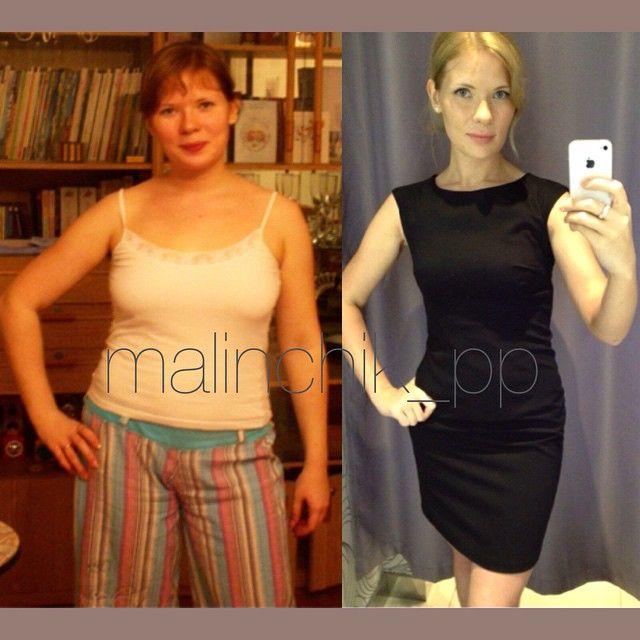 про похудевших