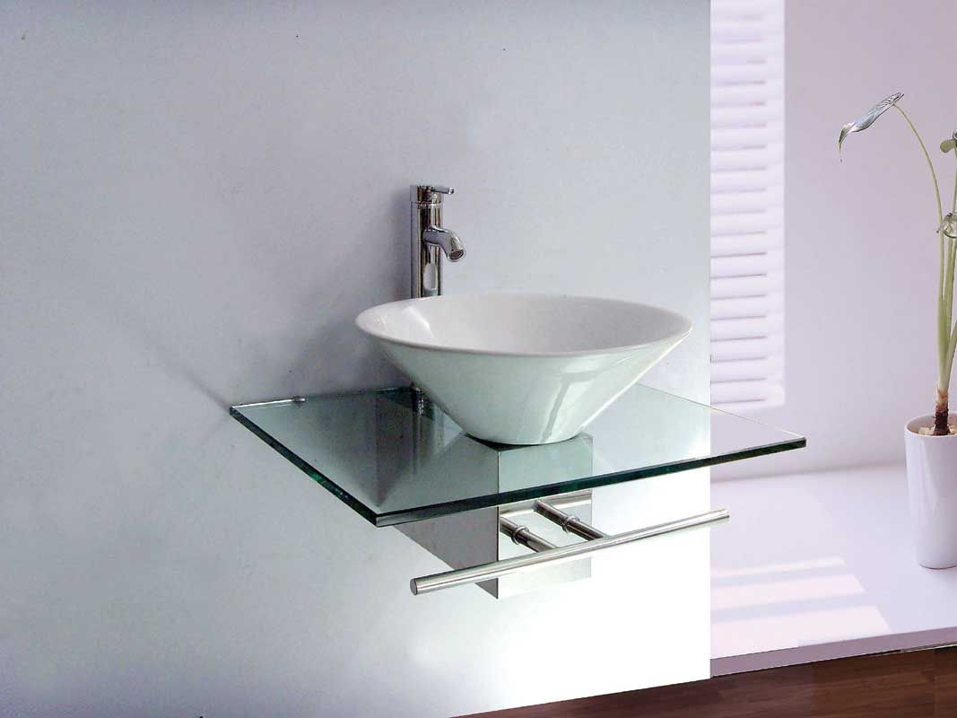 Glass Washbasin Glass Vanity Basin Glass Vessel Sink Glass Vanity Glass Vessel Sinks Glass Sink