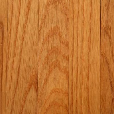 Bruce Laurel Butterscotch Oak 3 4 In Thick X 2 1 4 In Wide X Varying Length Solid Hardwood Flooring 20 Sq Ft Case Ahs626 Solid Hardwood Floors Hardwood Floors Solid Wood Flooring