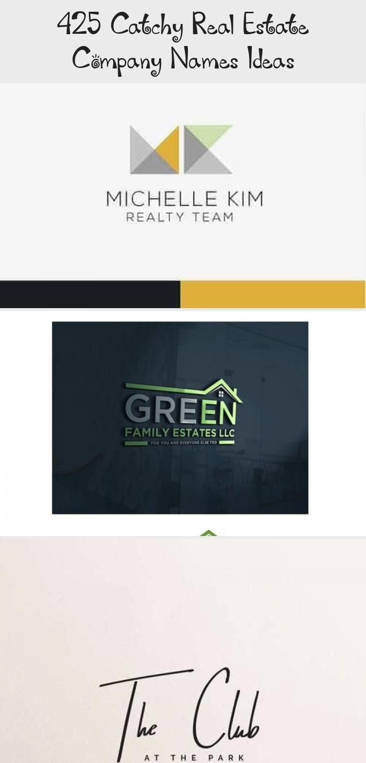425 Catchy Real Estate Company Names Ideas Companylogodesign Textilecompanyl Real Estate Company Names Real Estate Investment Companies Real Estate Companies