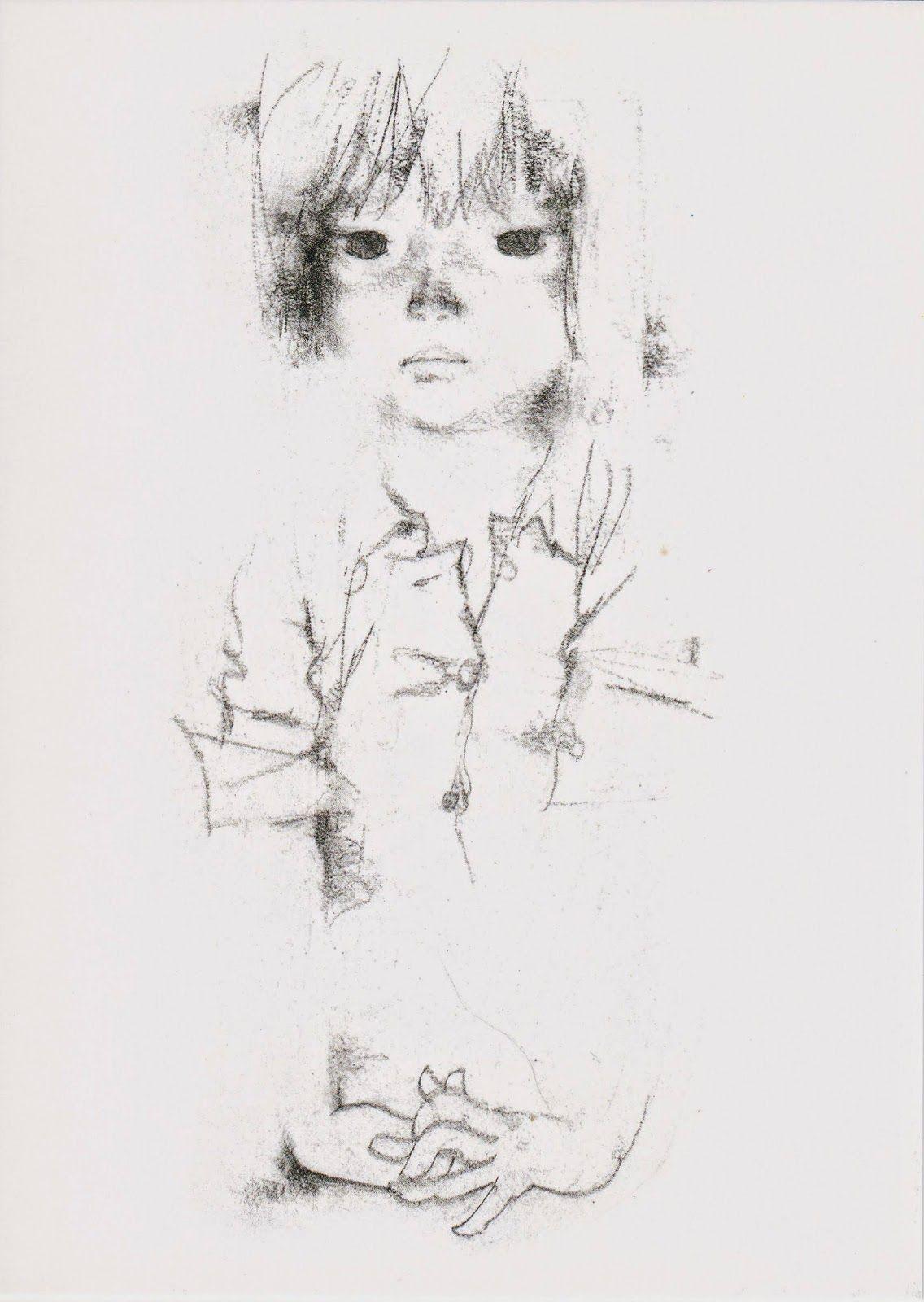 いわさきちひろchihiroiwasaki Draw いわさきちひろ デッサン