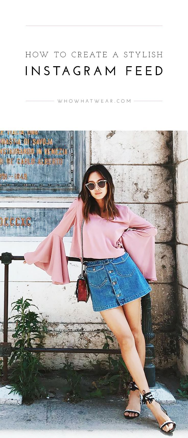12 Secrets Behind Curating a Fashionable Instagram Feed How to get a fashion girl-worthy Instagram feedHow to get a fashion girl-worthy Instagram feed