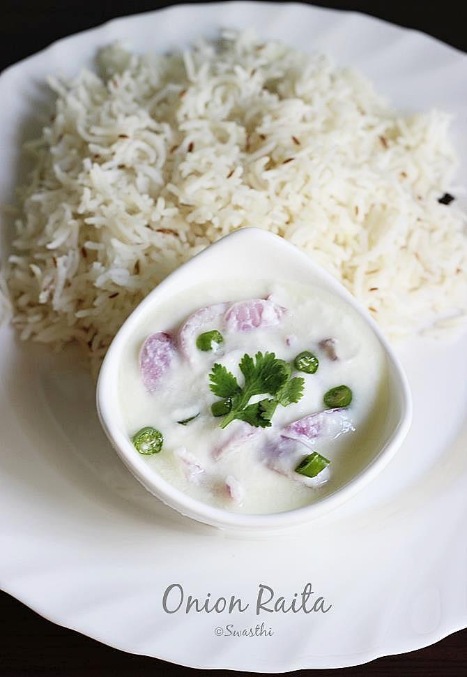 Biryani how to make onion raita for biryani pulao recipe indian food recipes forumfinder Image collections