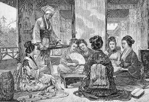 Risultati immagini per five o clock tea by louise jopling