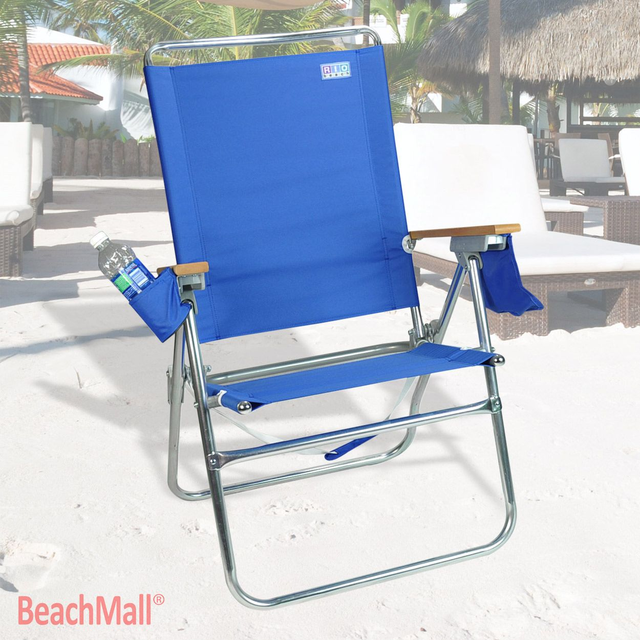 Superbe Rio High Boy Beach Chair   7 Positions $68.95 Beachmall.com