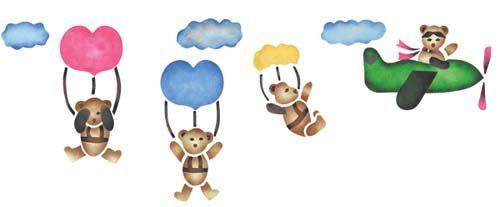 Dibujos Para Decorar Hojas Para Nios: Bordes Infantiles Para Imprimir