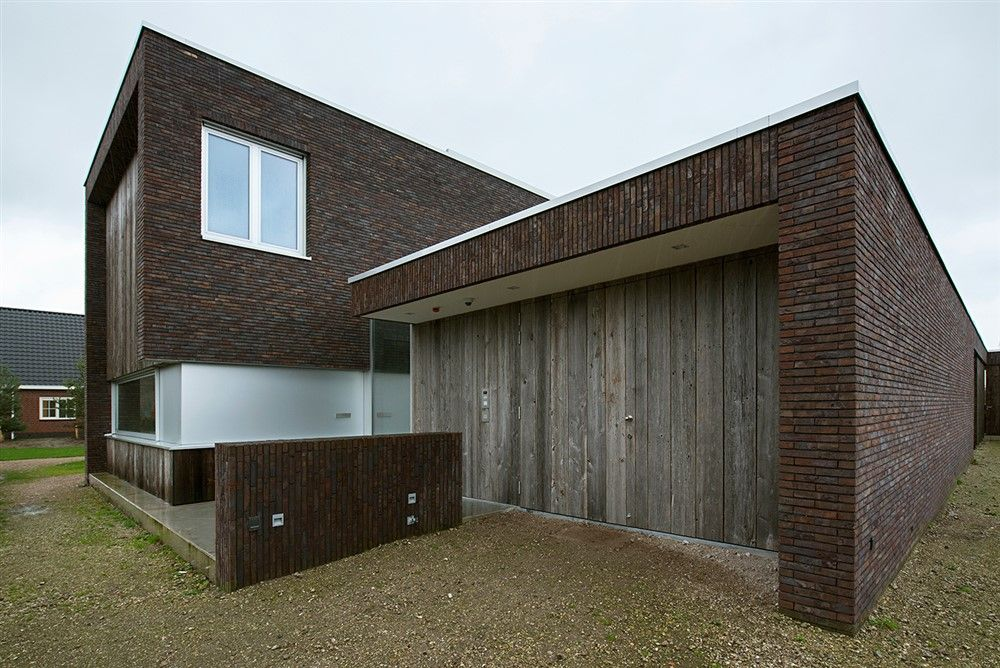Portfolio houtz Кирпичная архитектура exterior interior и