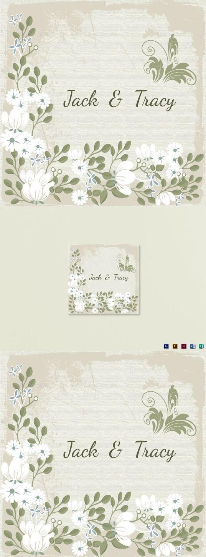 Vintage Wedding Place card Template Wedding Templates