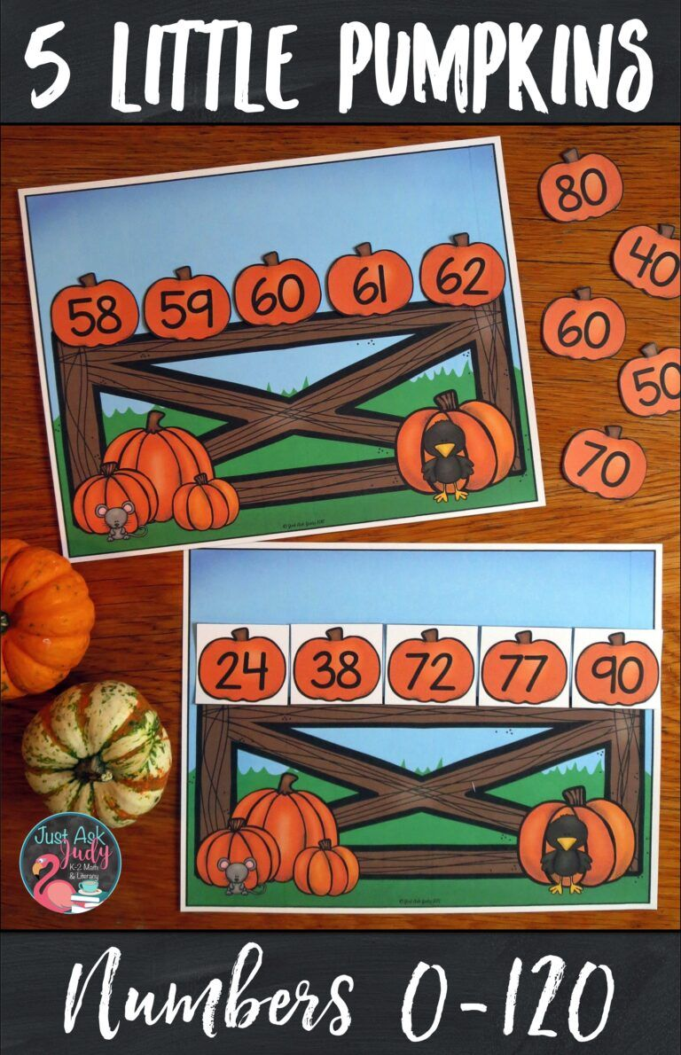 Perfect Ways To Celebrate National Pumpkin Day Just Ask Judy In 2020 Five Little Pumpkins Ordering Numbers Pumpkin Theme