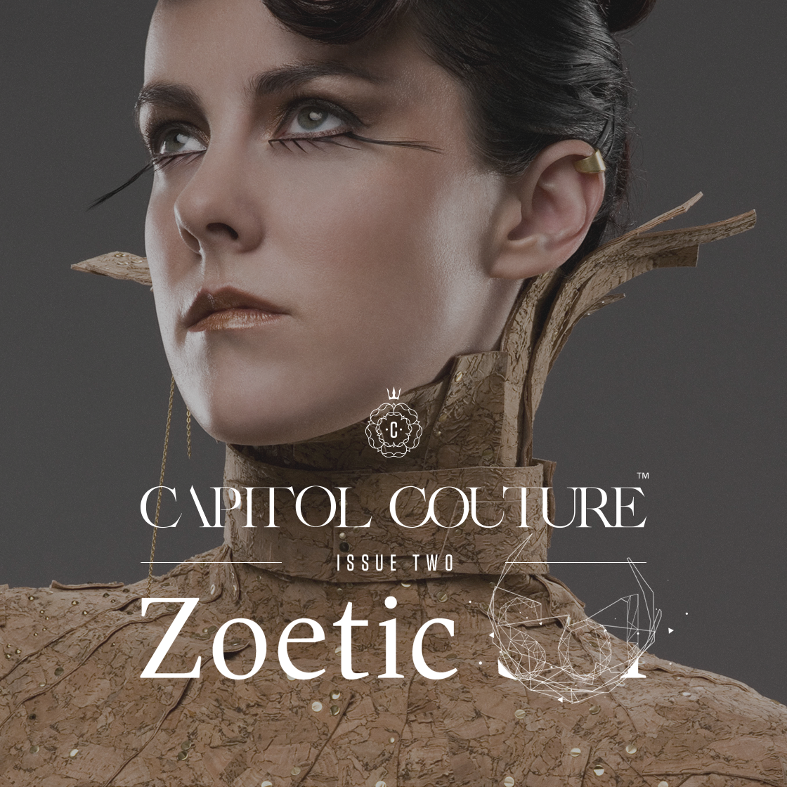 ZOETIC SOL: The #CapitolCouture Summer Issue has arrived, featuring a fierce look at the sly & stunning #JohannaMason! Be in-the-know on #CatchingFire's noteworthy designers & unearth the hottest #OhSoCapitol fashion. - www.capitolcouture.pn