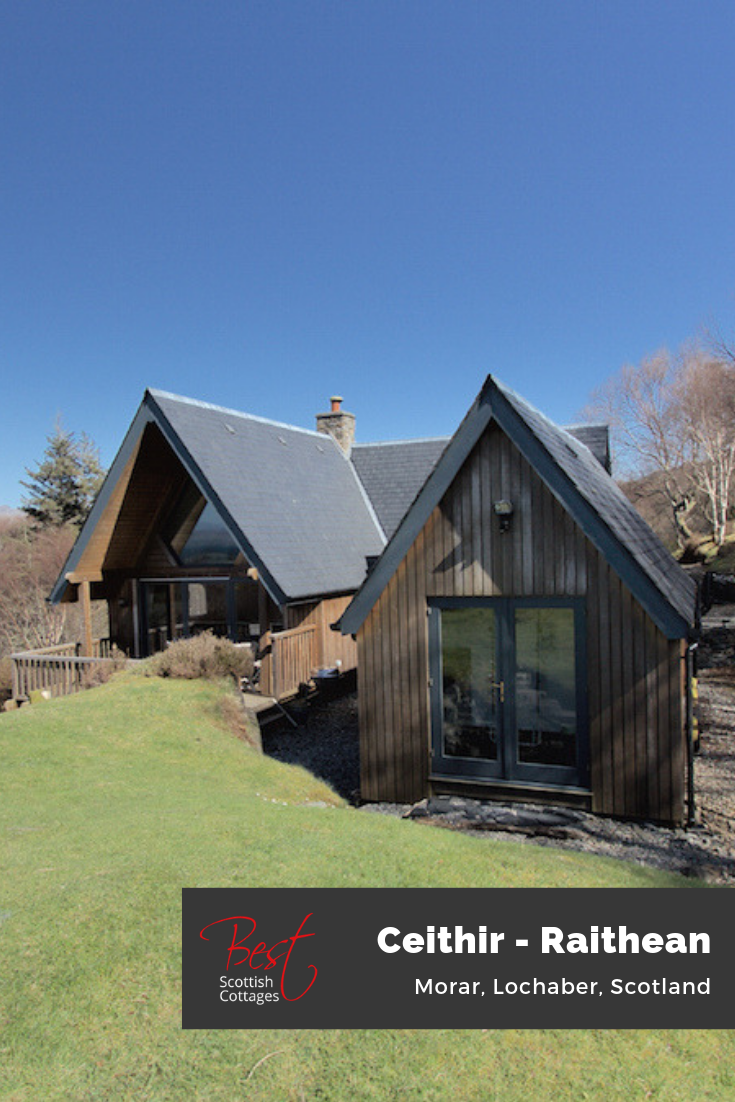 Super Stylish Getaway With Hot Tub A Stone S Throw From The Infamous Local Hero White Sands Beach Hot Tub Outdoor Scottish Cottages Local Hero