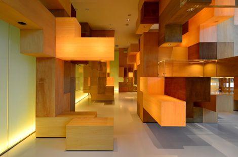 JAIST Gallery | Tatsu Matsuda Architects