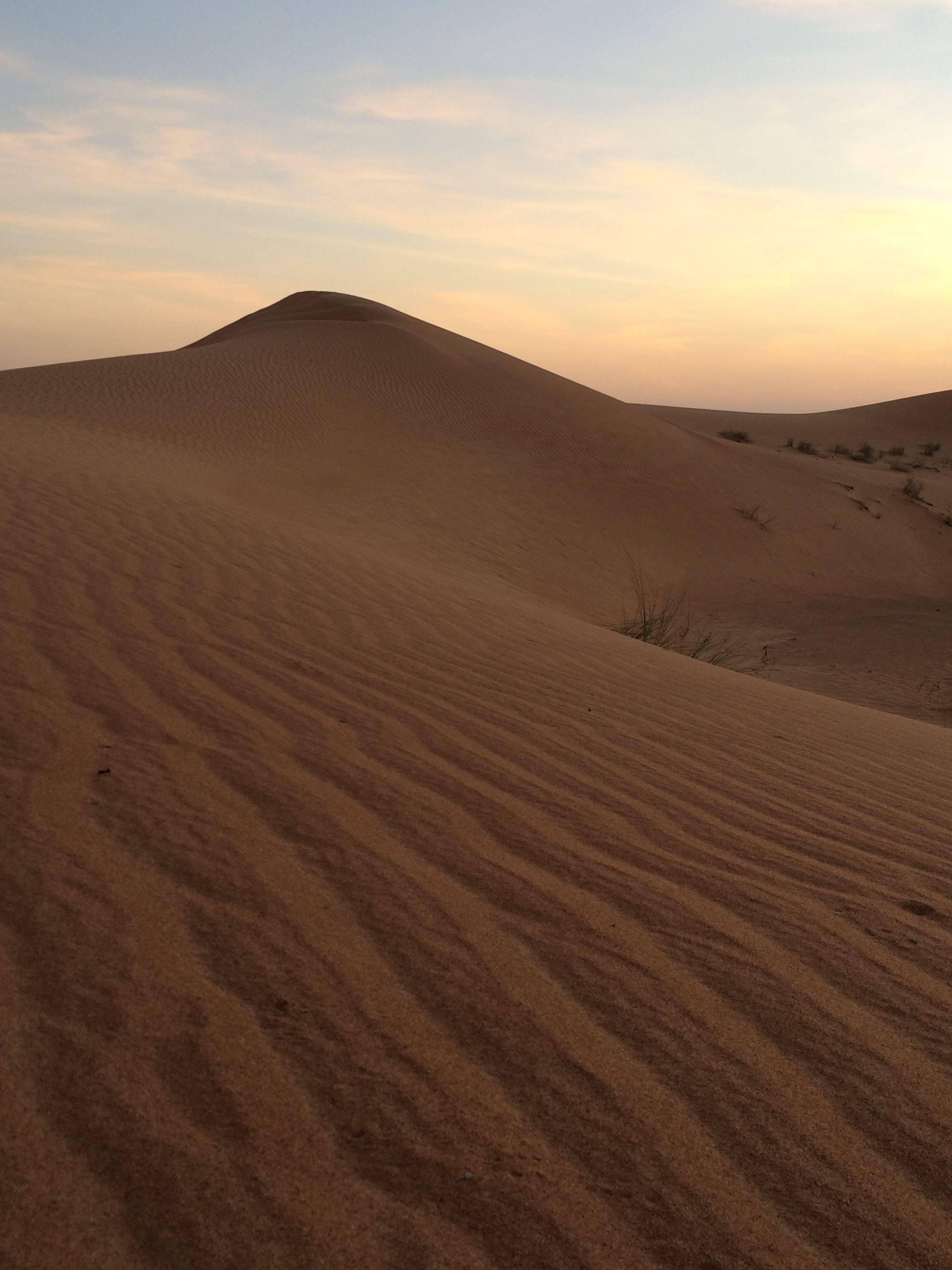 Dubai #desert #dubai #emirates