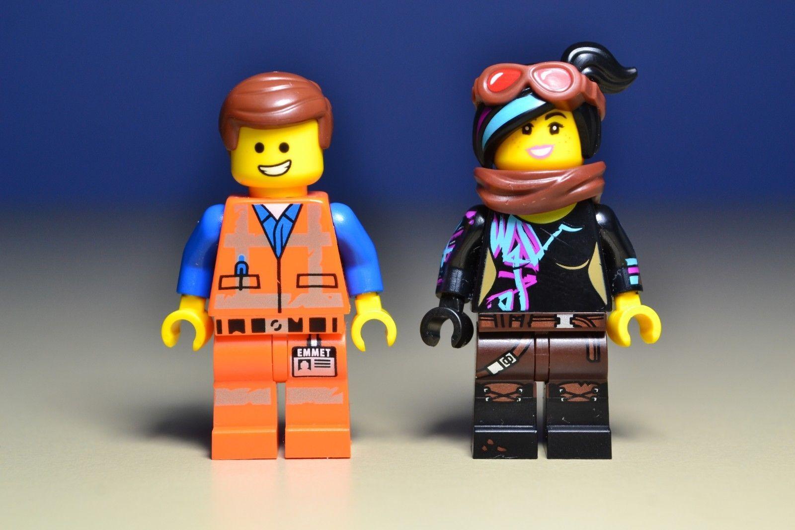 Emmet Brickowski The LEGO Movie 2 Minifigures Series 71023 Blind Bag