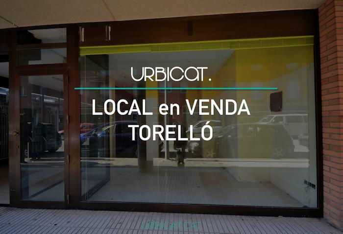 LOCAL en VENDA a TORELLÓ – 39.900€