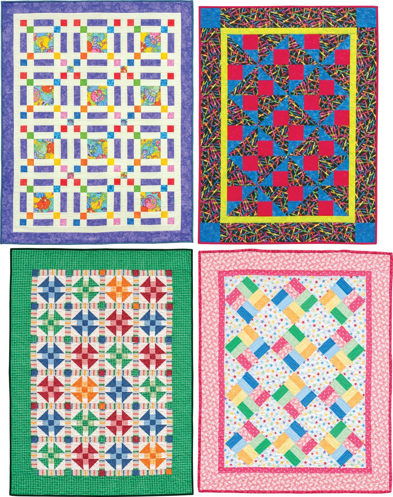 the big book of baby quilts that patchwork place