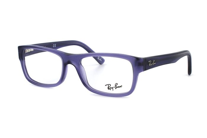003b3ab8c8e Ray-Ban RX5268 5122 Brille in purple transparent