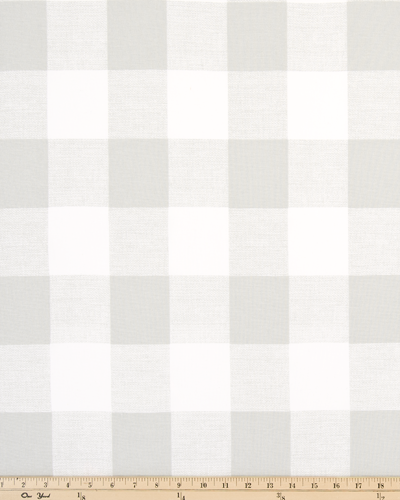 Anderson French Gray by Premier Prints Buffalo Check/Plaid