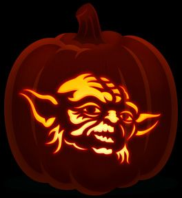 pumpkin template yoda  Pin by Jessica Benedict on Silhouettes & Stencils | Easy ...