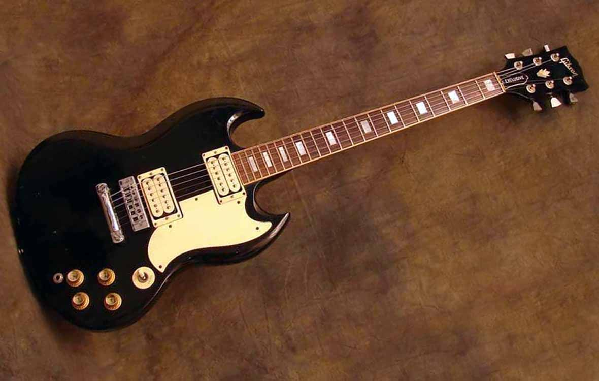 Minneapolis Guitar Review: 1979 Gibson SG Exclusive | Guitar