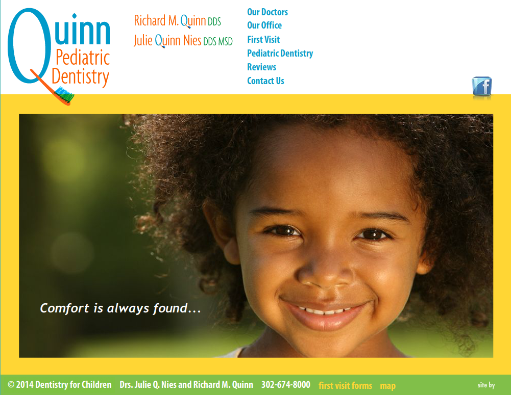 Quinn Pediatric Dentistry | Dover Childrens Dentists Nies and Quinn