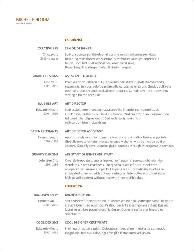 25 Resume Templates For Google Docs Free Download In 2020 Resume Template Free Downloadable Resume Template Functional Resume Template
