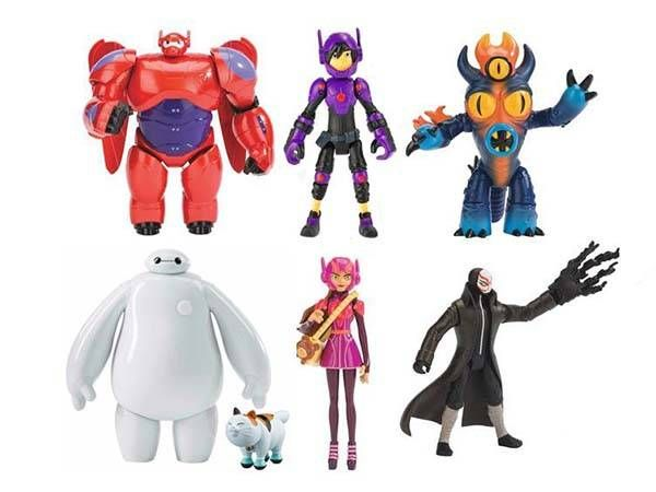 Big Hero 6 Action Figure Series Gadgetsin Big Hero Big Hero 6 Action Figures