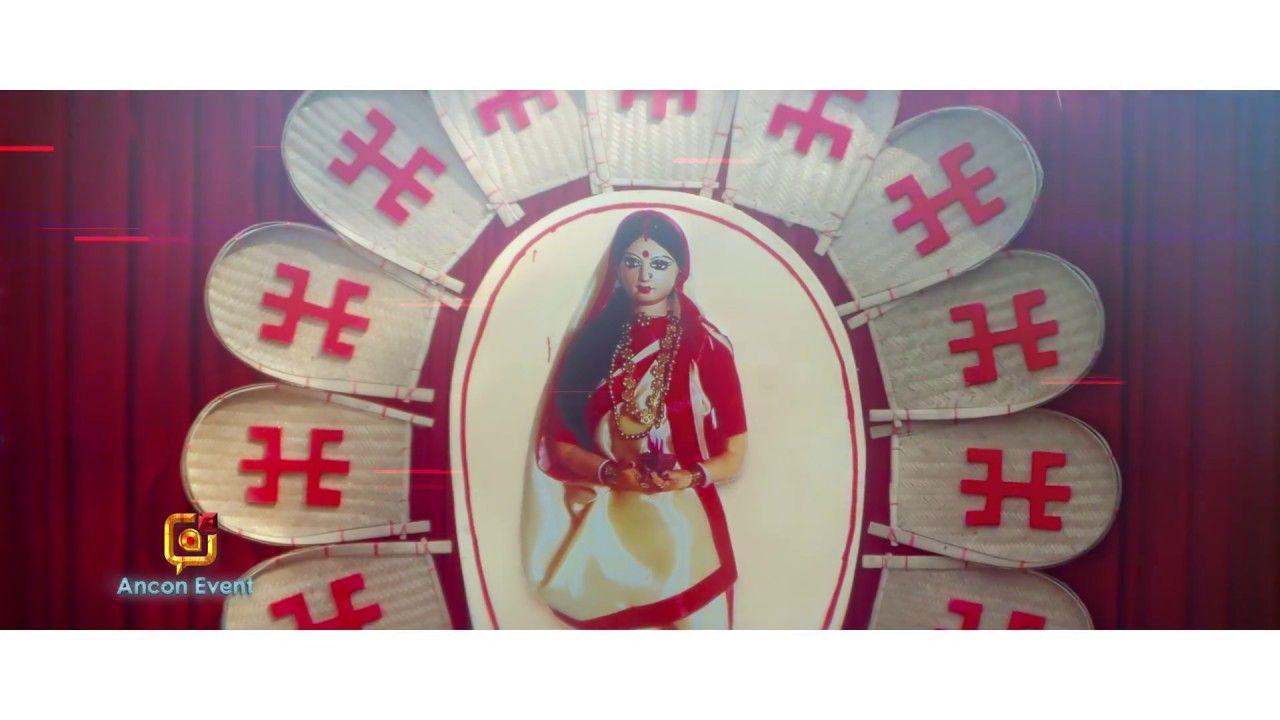 Sraswati Puja Pandals Decoration Saraswati Puja Pandal Decor
