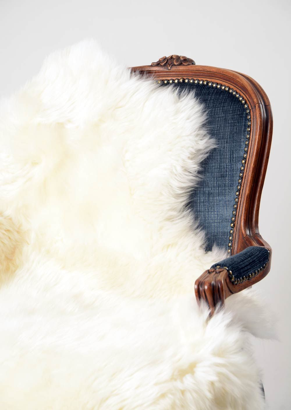 How to Wash a Sheepskin Rug Sheepskin rug, Sheepskin, Rugs