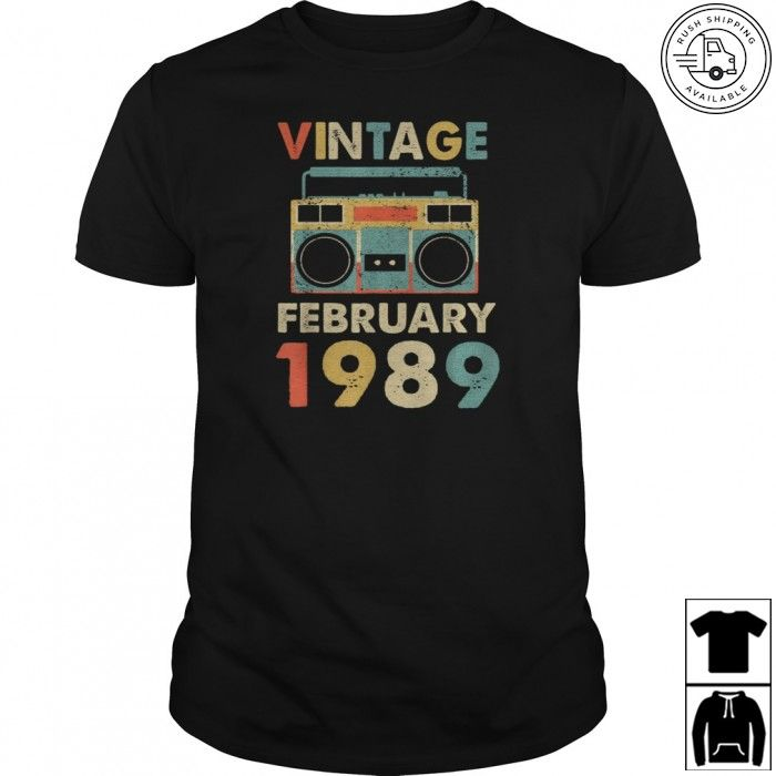 Perfect Vintage February 1989