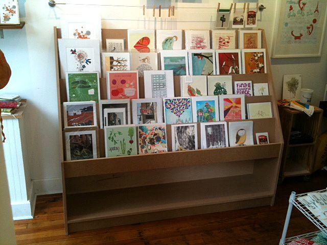 Art Print Display Product Displays Pinterest Display Art And Unique Art Print Display Stand