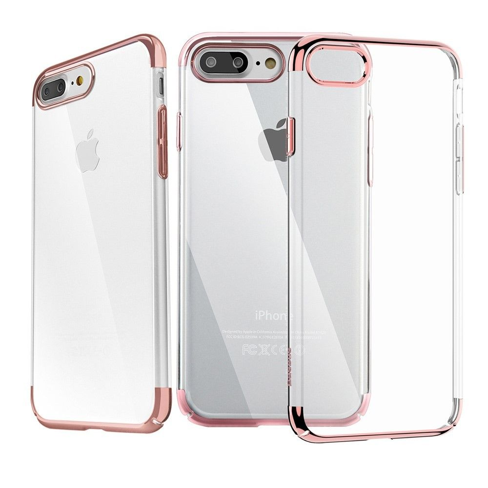 coque iphone 7 slim transparente