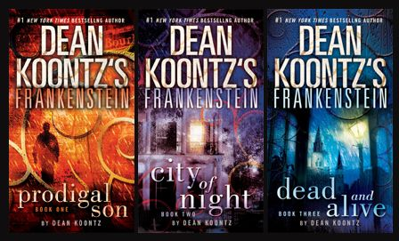 Image result for pictures of books dean koontz