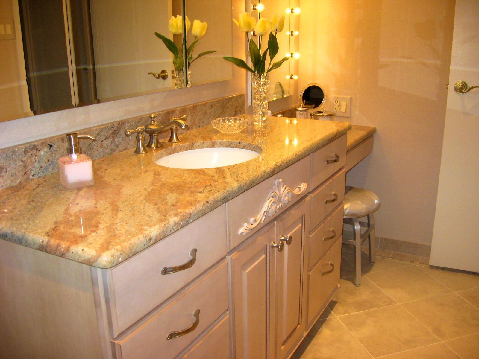 Bathroomastounding Vanity Tops Napolis Countertops Custom Bathroom Vanities Cleaning Granite Corian Ealing Rectangular Undermount Sink