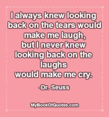 It\'s taken me half a century to appreciate the wisdom & insight of ...
