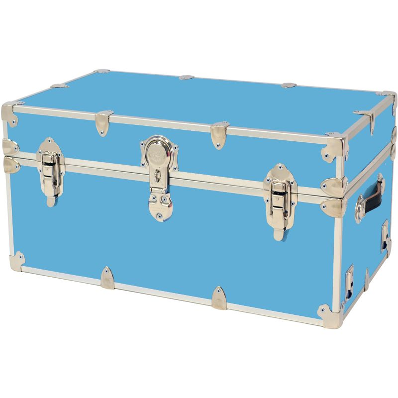 Storage Trunks For College New Rhino Sticker Trunk Xl Sky Blue Find More Storage Trunks For Summer Review