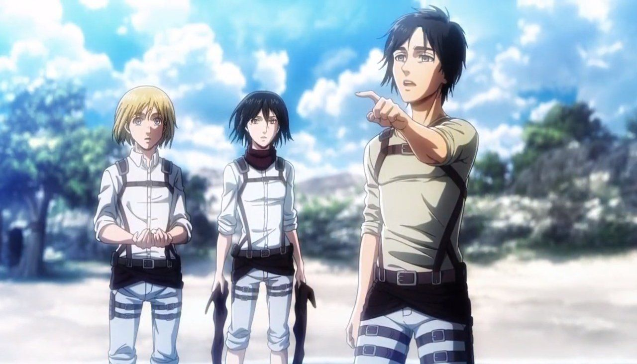 Image result for aot the ocean gif