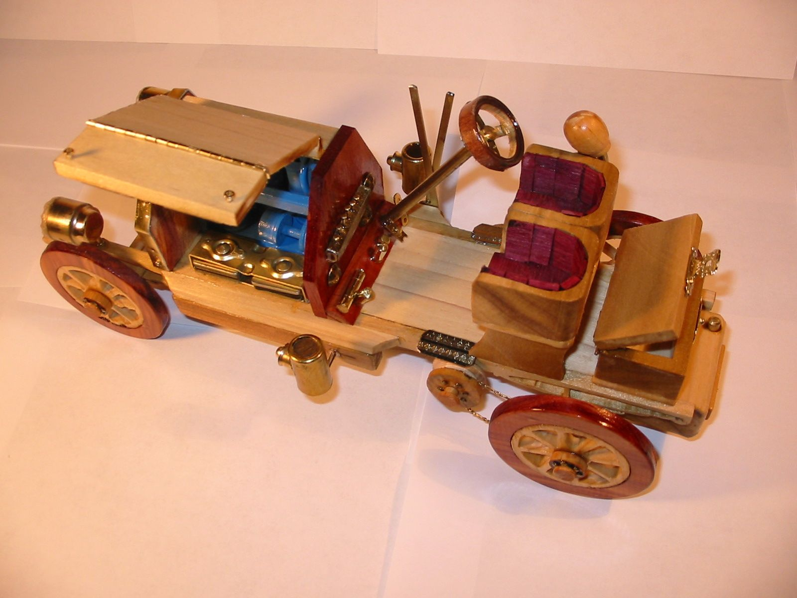 Woodworking Hobby Projects Wood Model Plans How To