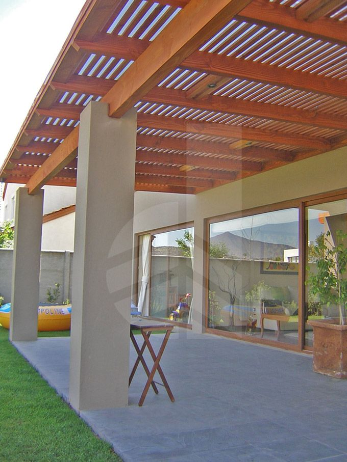 Comercialdominguez proyecto celosia horizontal casa calle for Celosia terraza
