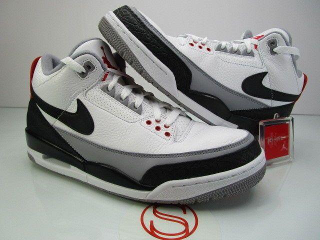 da1d8bf97bc560 Details about Nike Air Jordan III 3 Retro TINKER 10