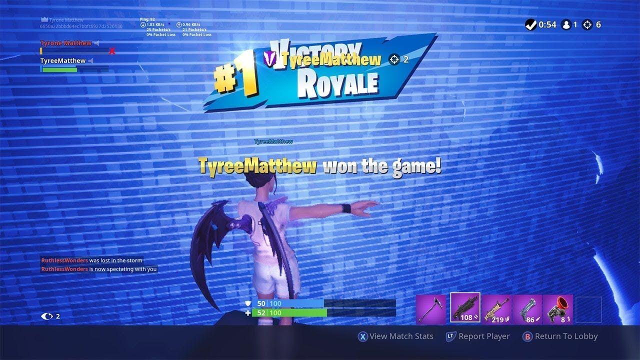 Getting a 8 kill duo win in Fortnite Season 7 | Fortnite Battle