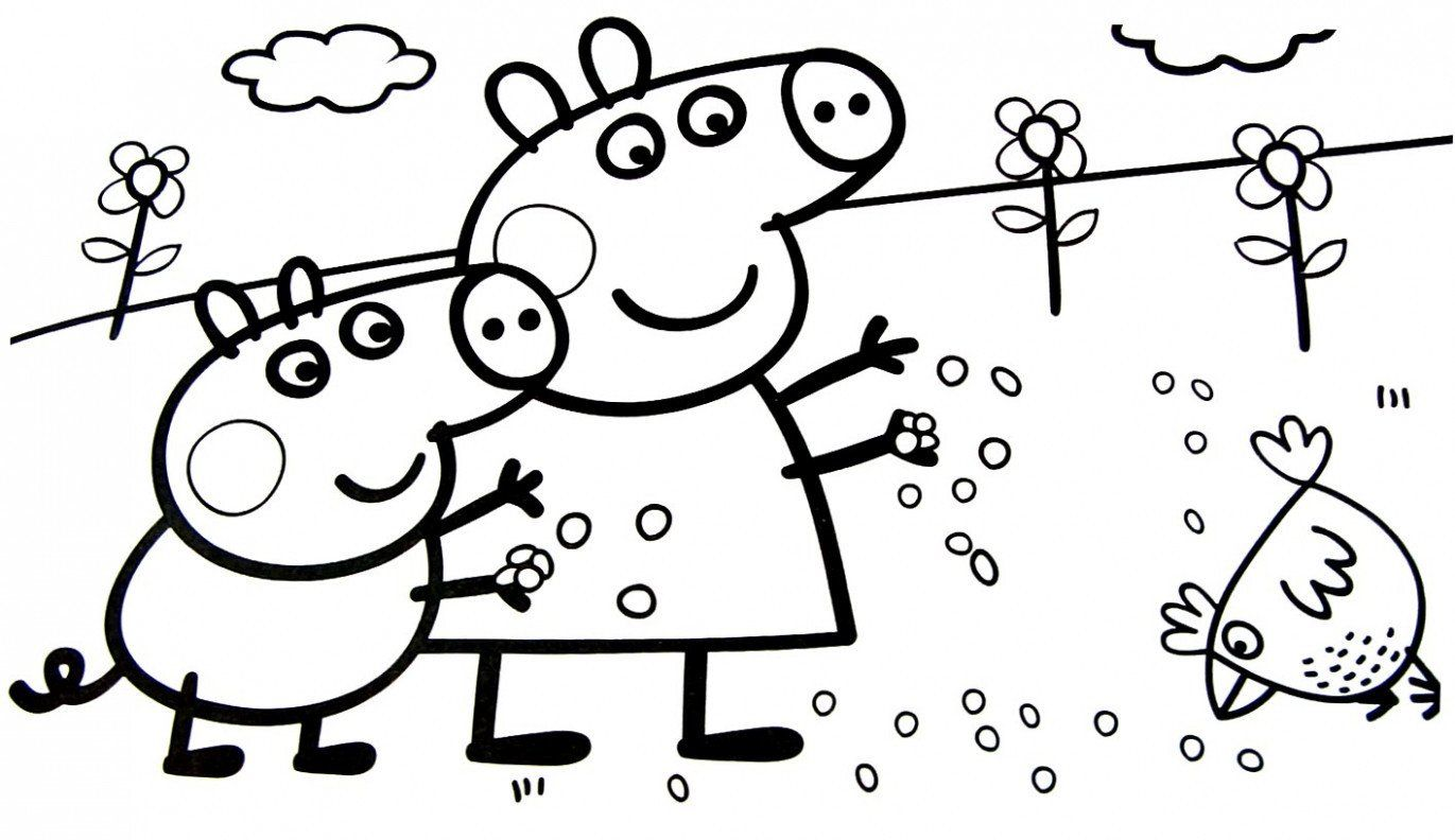 Peppa Pig Coloring Sheets Beautiful Coloring Coloring Peppa Pig Colouring Sheets Staggerin Peppa Pig Coloring Pages Peppa Pig Colouring Coloring Pages For Kids