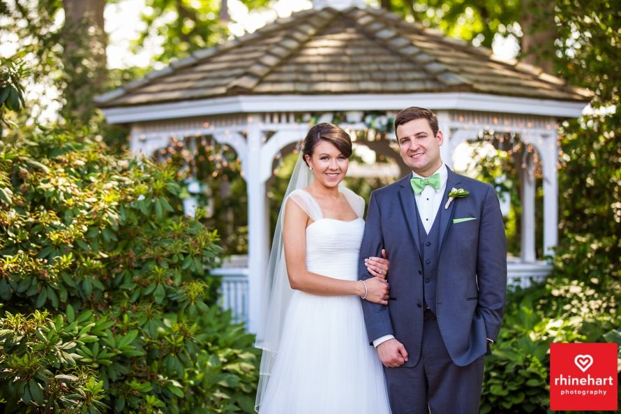Chester County Weddings And Receptions Meredith Manor Wedding