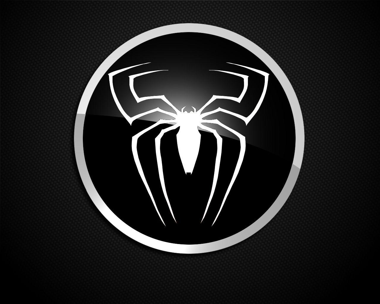 black spiderman logo 24450wall jpg boys bedroom pinterest