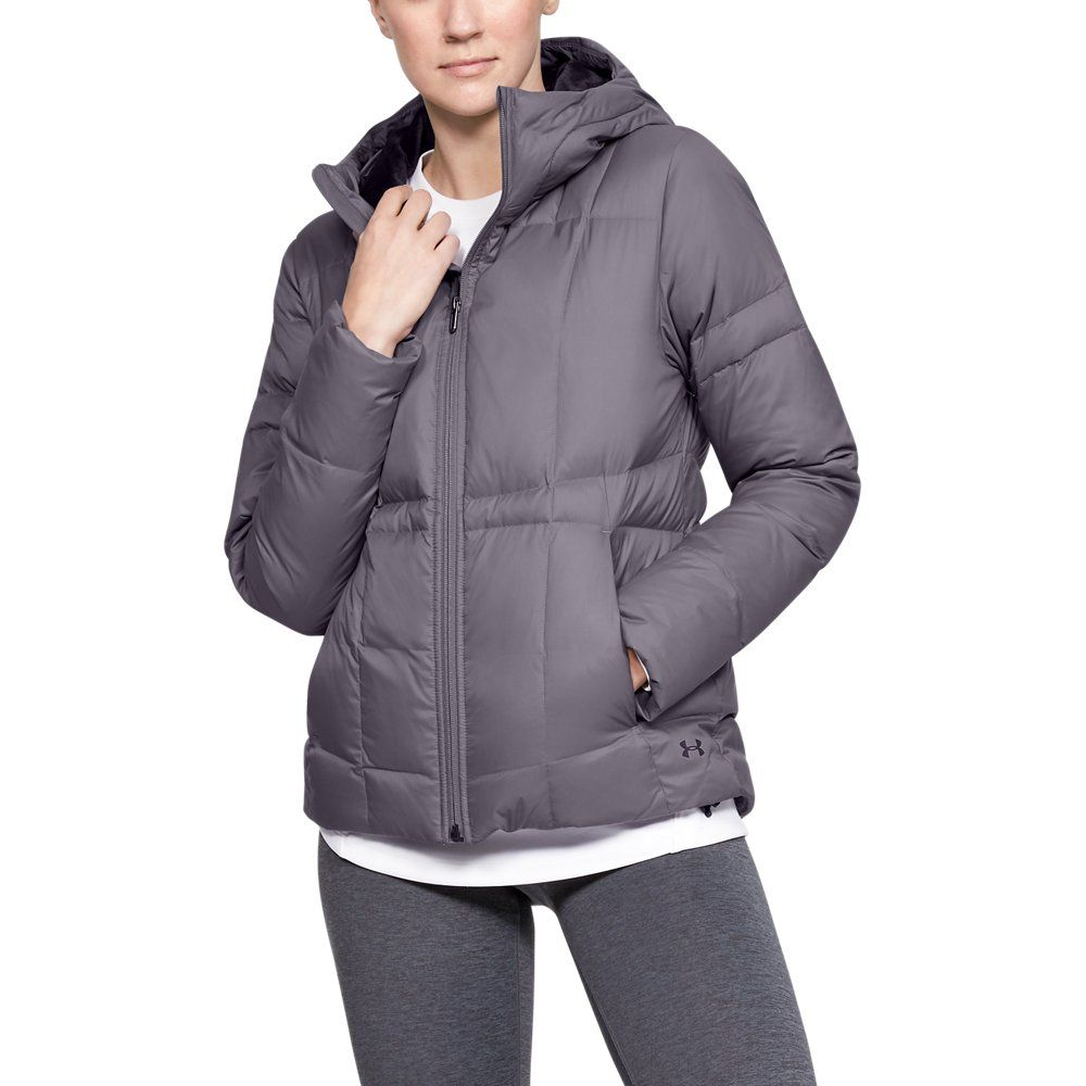 Photo of Women's UA Armour Down Hooded Jacket | Under Armour US