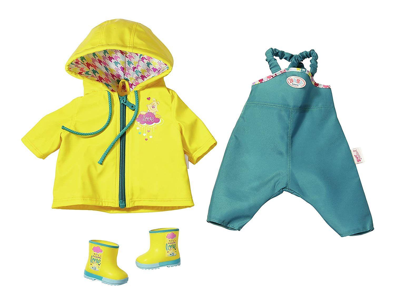 Der Spielzeugtester Hat Das Zapf Creation 822548 Zubehor Set Fur Baby Born Set Regenjacke Angeschaut Und Empfiehlt Es Regenjacke Zapf Creation Baby Geboren
