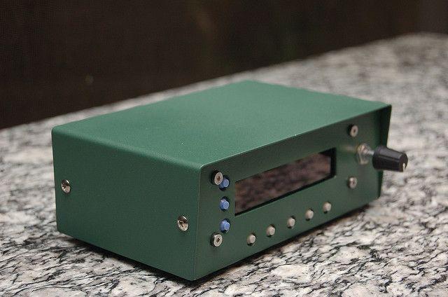 Greenie' MIDIBOX SID 8580 by TD' My handmade Midibox SID