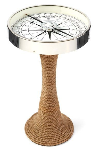 Twou0027s Company Compass Accent Table Available At #Nordstrom