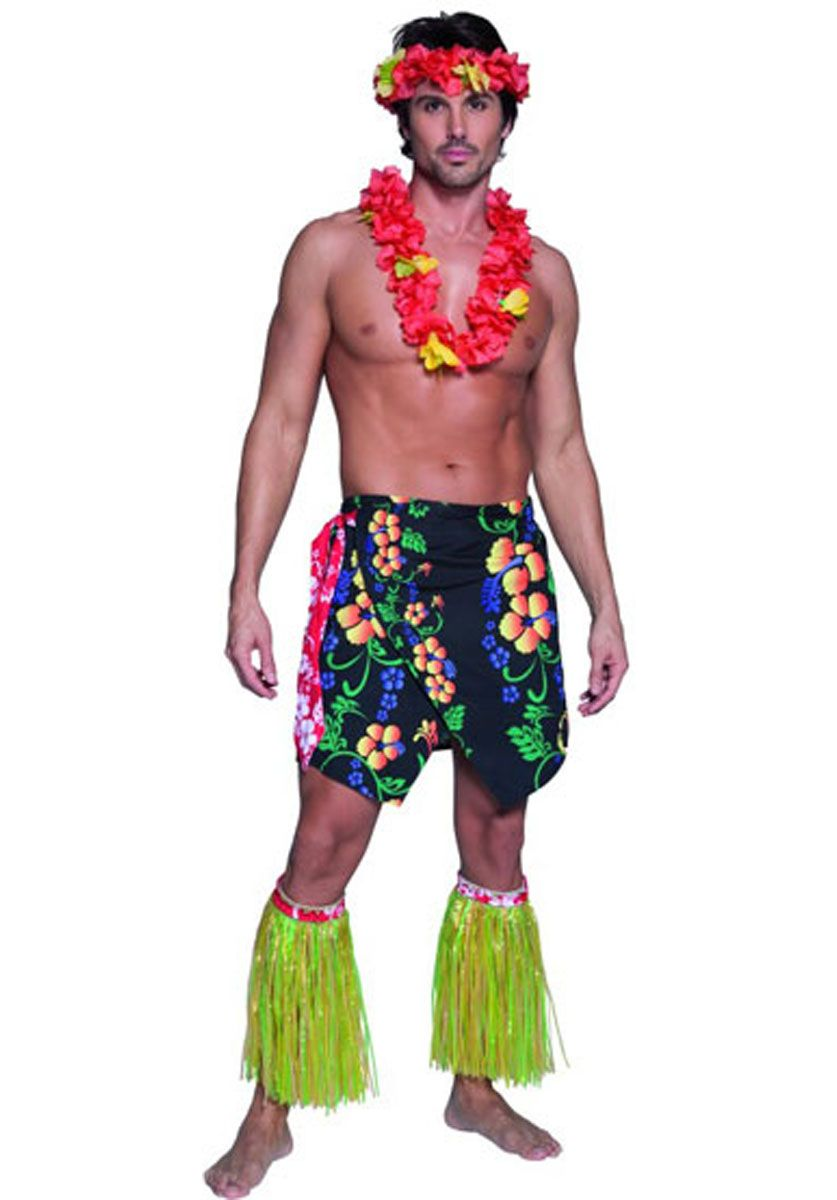 d12802eb0 Culturally insensitive Hawaiian dance costume made in the UK! Hawaiian  fancy dress party Type Of ...
